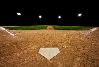 What is Home Plate? Definition from SportingCharts.com