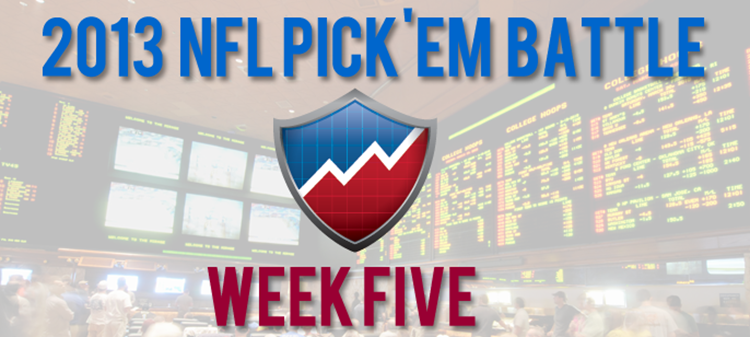 mlb predictions nfl week 5 picks spread