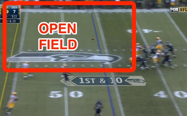Seahawks -open -field