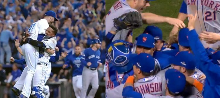 Will the New York Mets or Kansas City Royals win the 2015